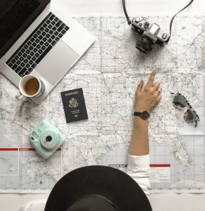 Travel planning - RedSeven